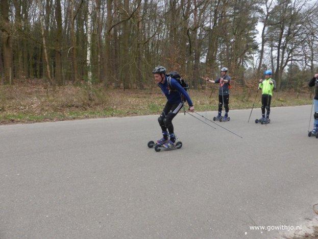 zaterdag 23 maart Dagcursus cross skaten Harderwijk/Ermelo